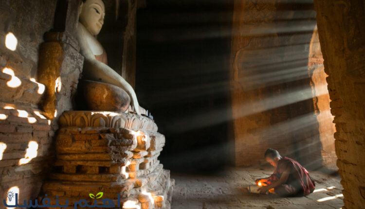 الديانة البوذية