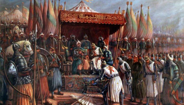 الناصر صلاح الدين الايوبي