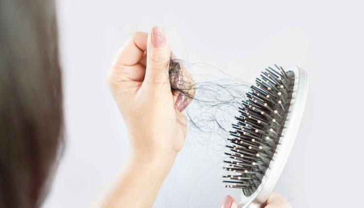 مشاكل تساقط الشعر