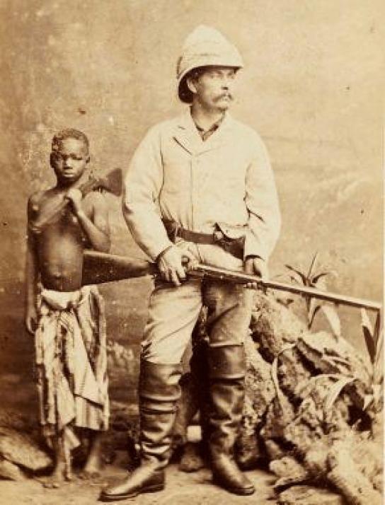 المستكشف هنري مورتون ستانلي