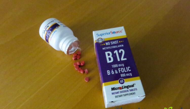 مجموعة فيتامين ب
