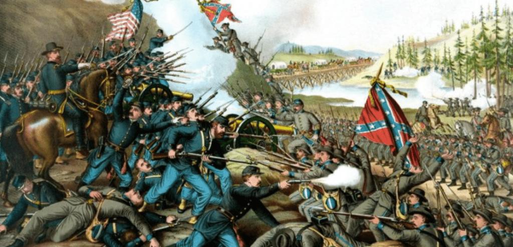 الحرب الاهلية الامريكية
