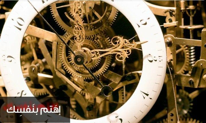 ساعة ميكانيكية عملاقة