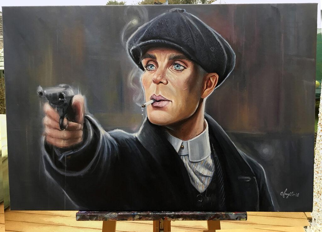 لوحة توماس شيلبي